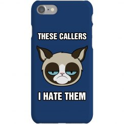 Grumpy Cat iPhone Case