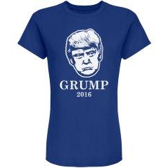 Grump Trump 2016