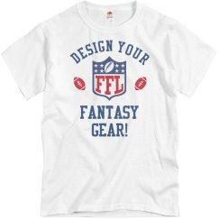 Custom Fantasy Football Shirts