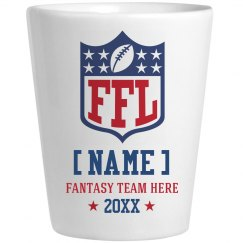 Custom Team/Member Name Fantasy Football