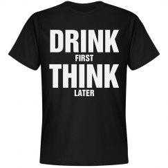 Drink First