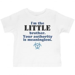 Authority is Meaningless