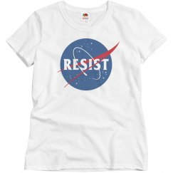 March For Science NASA Resist