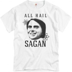 Hail Sagan Funny Pro-Science