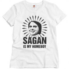 Carl Sagan Is My Homeboy