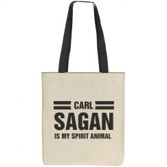 Carl Sagan Spirit Animal Science