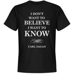 Carl Sagan Knowledge Quote