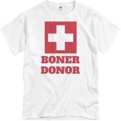 Funny Boner Donor Novelty