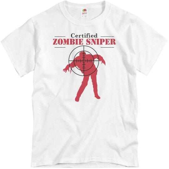 Certified Zombie Sniper