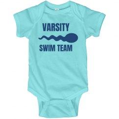 Varsity Swim Team