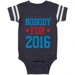 Baby Votes For Nobody