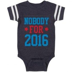 Baby Votes For Nobody