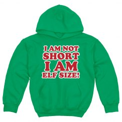 I Am Not Short/Elf Size