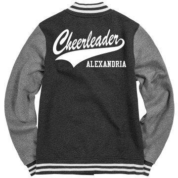 Cheerleader Alexandria