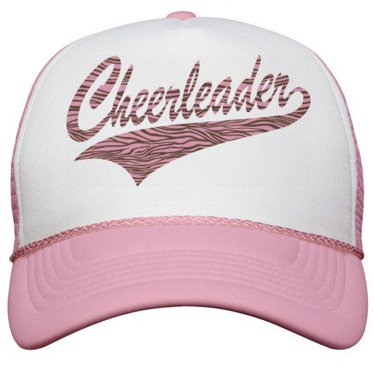 Cheerleader Trucker Hat