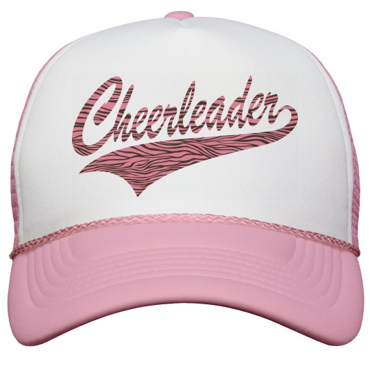 Cheerleader Trucker Hat