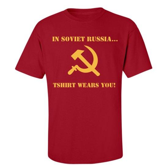 Cheesy Soviet Union