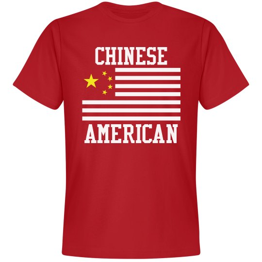 Chinese American T-Shirt