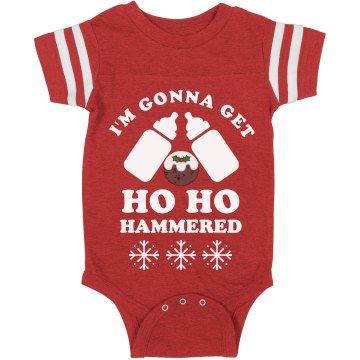 Christmas Babies Get Hammered