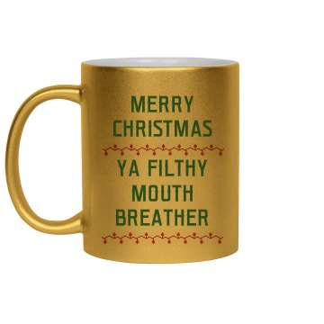 Christmas Filthy Mouth Breather