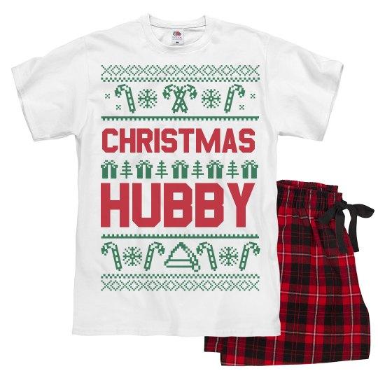 Christmas Hubby Pajamas