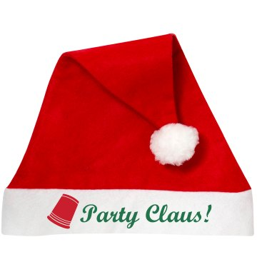 Christmas Party Claus