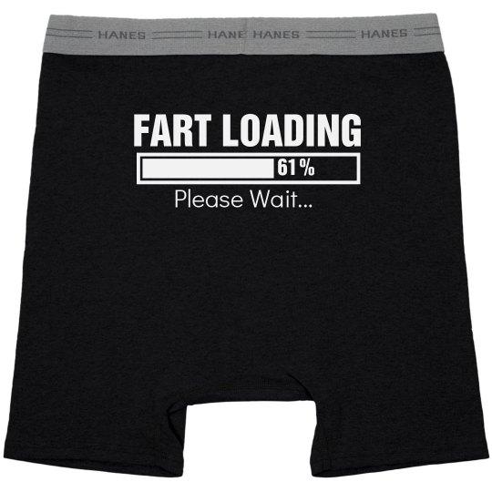 Classic Fart Loading Joke