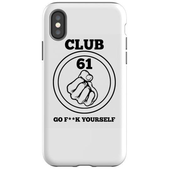 CLUB 61 case
