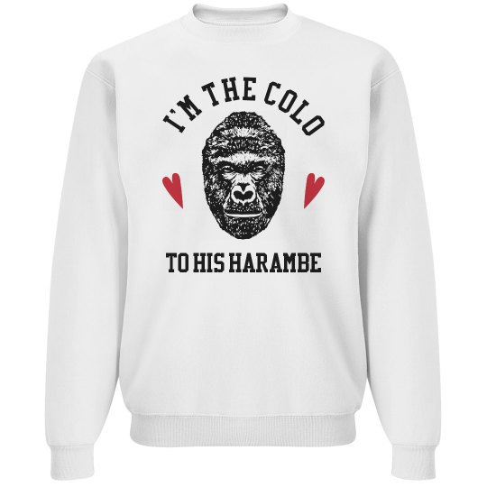 Colo To Harambe Valentine Couple
