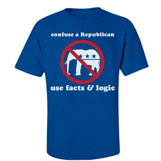 Confuse A Republican