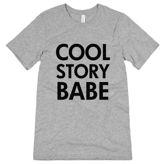 Cool Story Babe Outline