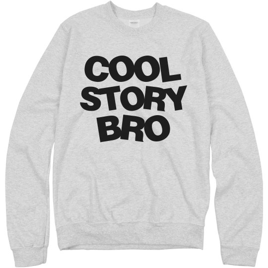Cool Story Bro Jumble