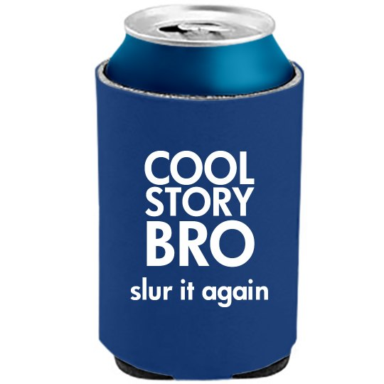 Cool Story Can Cooler