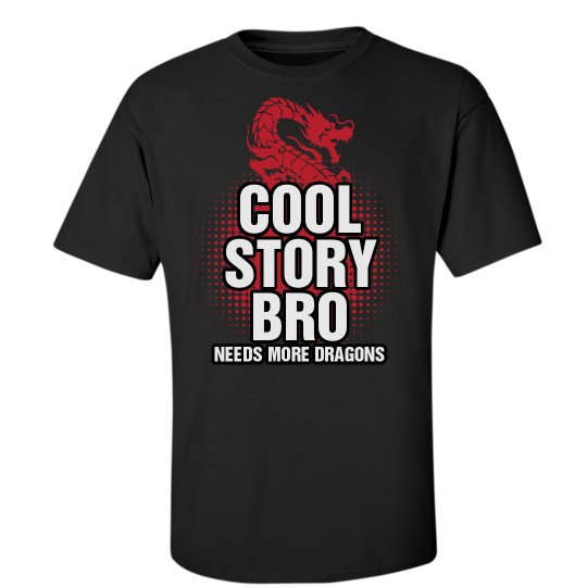 Cool Story More Dragons