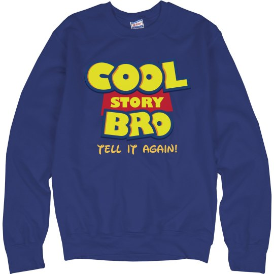 Cool Story Toy