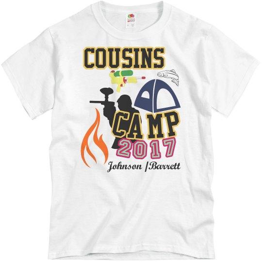 Cousins Camp 2 gr