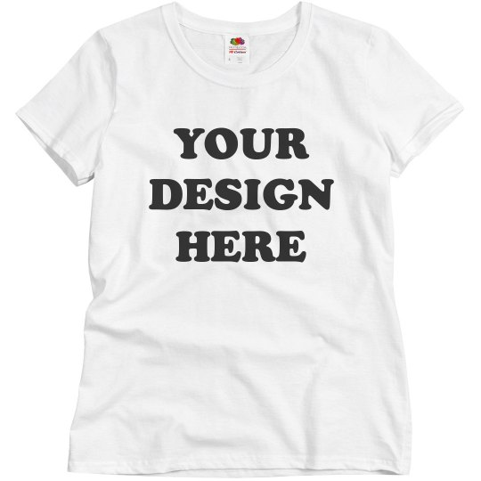 Create Your Own Design No Minimum