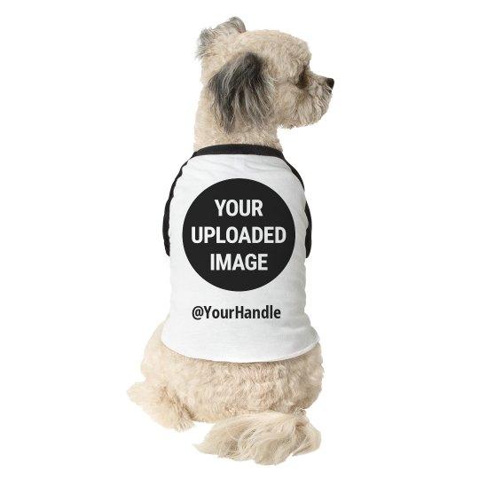 Custom Business Logo Upload For Dog