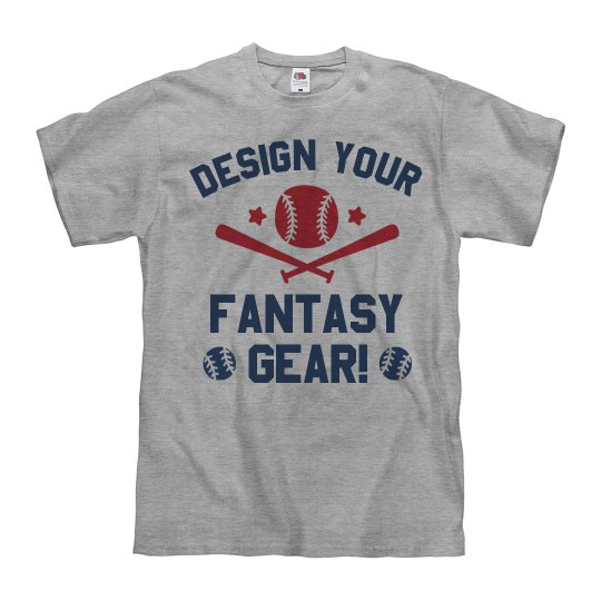 Custom Fantasy Baseball Gear