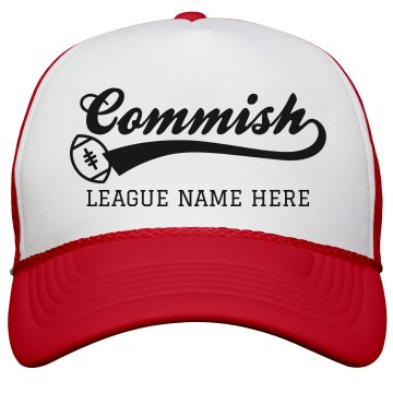 Custom Fantasy Football Commish