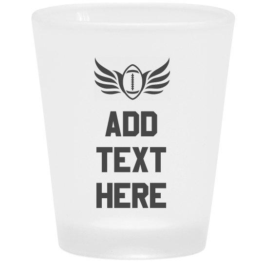 Custom Fantasy Football Text
