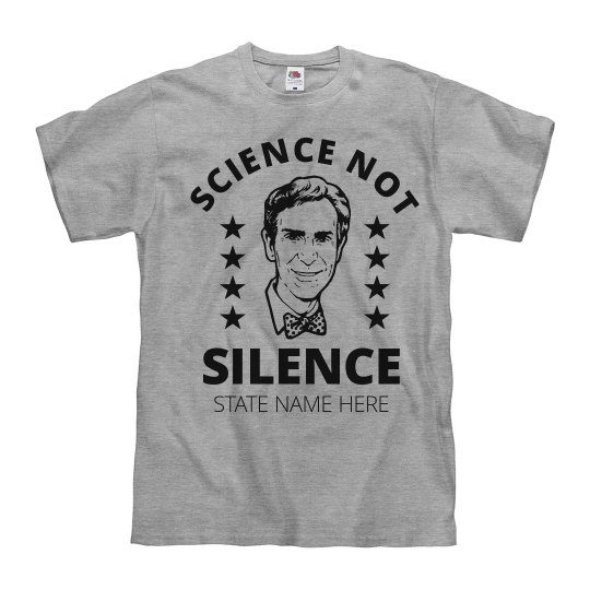 Custom State Bill Nye Science March