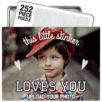 Custom Stinker Puzzle