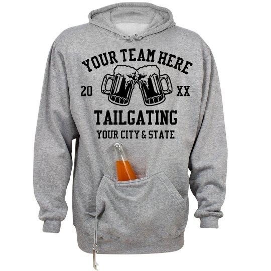Custom Tailgating Team