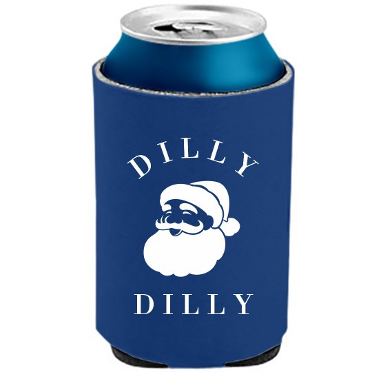 Cute Dilly Dilly Christmas Santa