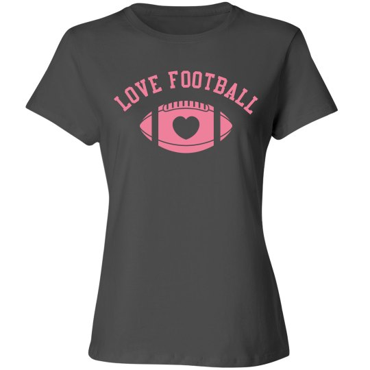Cute Love Football