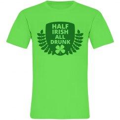 Half Irish All Drunk