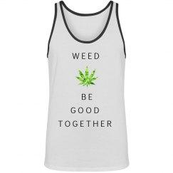 Weed Puns Tank