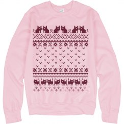 Purrrfect Ugly Christmas