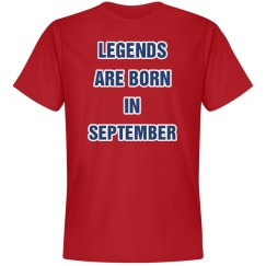 LEGENDS September Tee